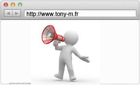 tony-m Création de site internet petit prix à Nantes