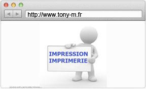 Impression flyers bâches Nantes SUR TOUS SUPPORTS