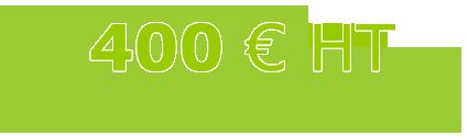 400€ HT nantes